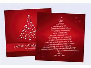 Text Für Weihnachtskarten Geschäftlich : firmen weihnachtskarte weihnachtsbaum ~ Frokenaadalensverden.com Haus und Dekorationen