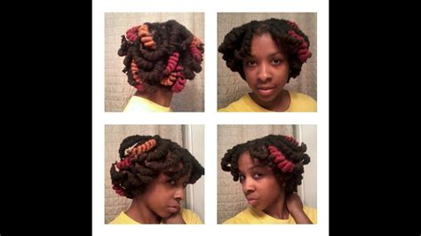 pipe cleaners  thick locs youtube