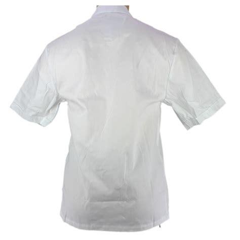 veste de cuisine pas chere tenue de cuisine premier prix 224 manches courtes lisavet