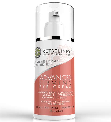 Amazon.com : Retseliney Firming & Lifting Eyelid Cream