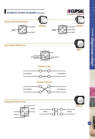 schematic wiring diagrams