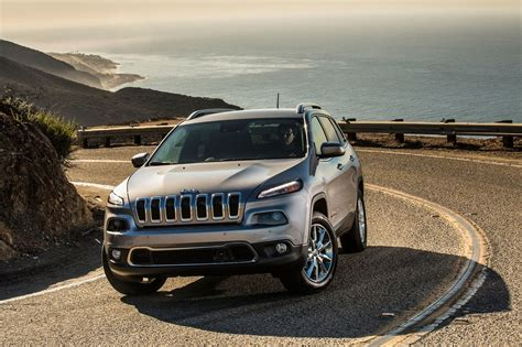 jeep cherokee green 2015 2014 jeep cherokee reviews and rating motor trend
