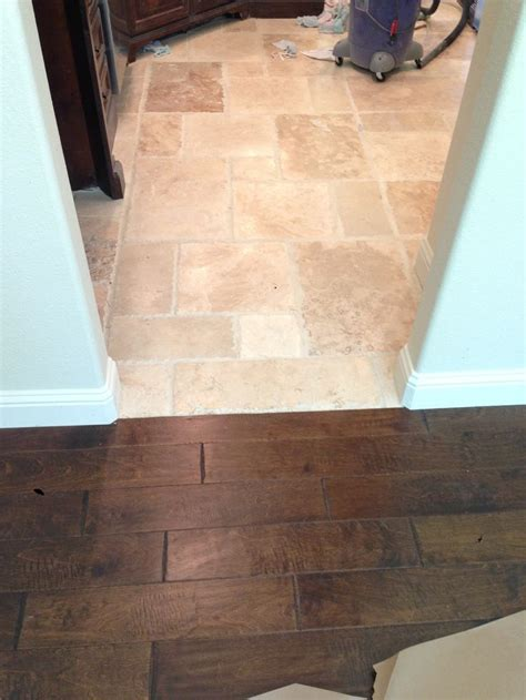 travertine transition pin by ryan davies on home depot pinterest