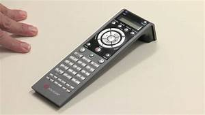Polycom Remote Control Overview