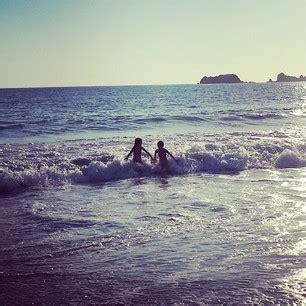 sun sand and water in ixtapa