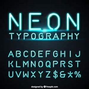 Font Vectors s and PSD files