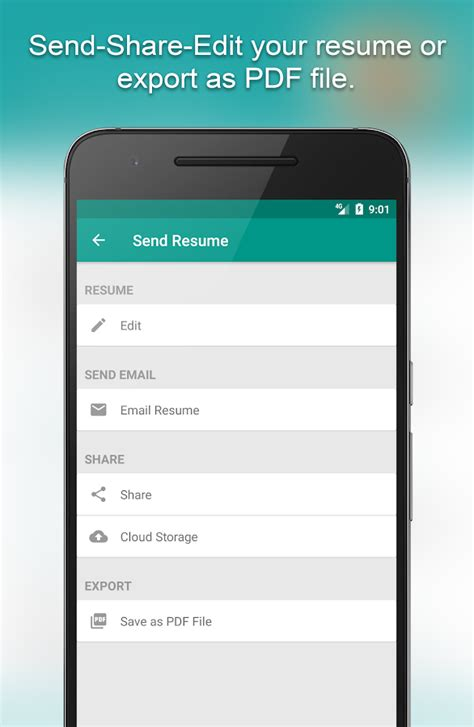 Resume Builder App by Resume Builder App Android Apps On Play