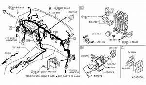 2014 Nissan Versa Note Wiring