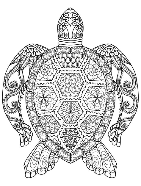 animal mandala coloring pages   thousand