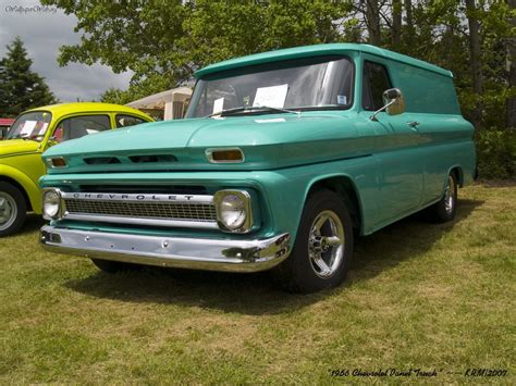 Chevy Truck Pic by Cars 1965 Chevrolet Panel Truck Picture Nr 25614