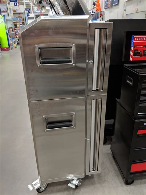 New? Kobalt 41? Toolboxes With Slide Out Pegboard
