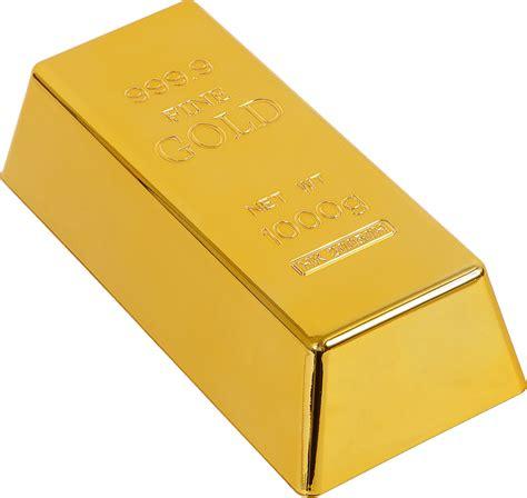 Gold Bar Transparent