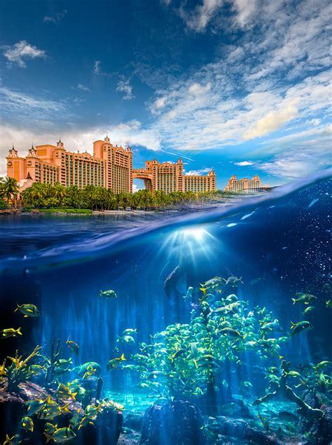 Atlantis Bahamas Photograph by Sunman Studios
