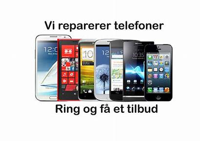 Telefon Reparation Appel Sb Maerker Reparerer Telefoner
