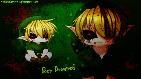 Ben Drowned Anime Wallpaper - ben drowned wallpaper by sakuracortes on deviantart