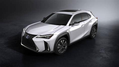lexus ux specs  images carsmakers