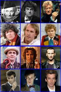 Dr Who 12 Doctor