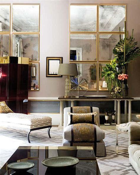 Some Living Room Wall Decor Mirrors Ideas (21 Photo