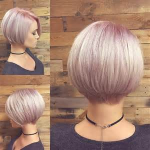 2017 Short Hairstyles for Thin Hair
