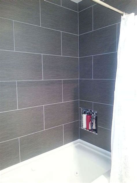 gray tile bathroom 25 best ideas about gray shower tile on pinterest master bathroom shower master shower and