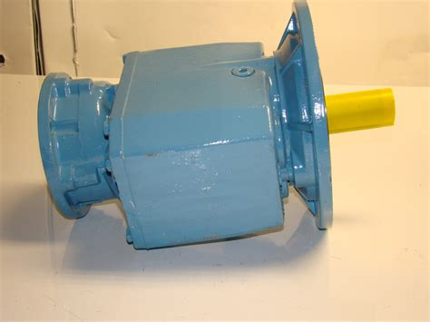 Electric Motor Reducer by Bonfiglioli Electric Motor Gear Reducer C413ufbn140tc Ebay