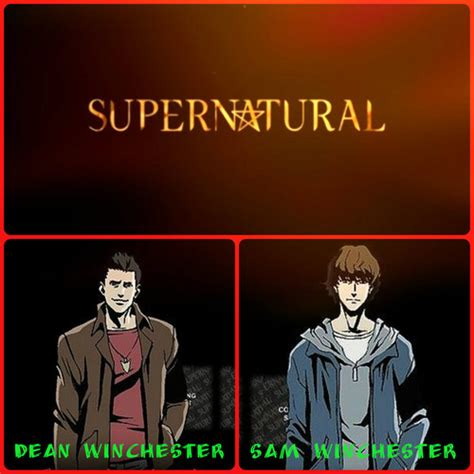 Supernatural Anime Wallpaper - supernatural the animation images supernatural the