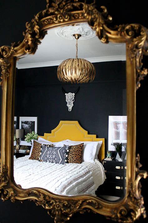 moody  dark bedroom ideas  show  individualism