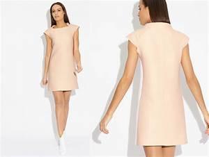 courreges est de retour blog mode en france With courrege robe