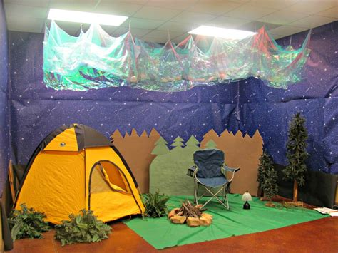 Ideas For Vbs 2015 by Vbs 2015 Decorating Ideas The Northern Lights Room For