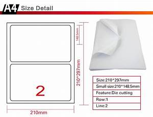 shipping labels 2 half sheets letter size 5 1 2quot x 8 1 2 With letter size labels
