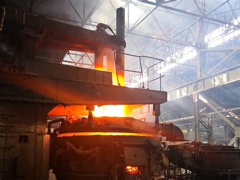 gfxxx steel plant uhpfmm    ton electric arc furnace haihan industry