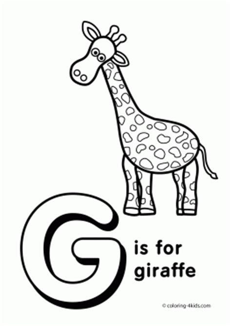 alphabet coloring pages printables  english letters