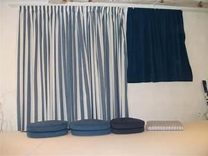 Rideaux Bateau Confection : confection de rideaux au pouliguen en loire atlantique 44 ~ Premium-room.com Idées de Décoration