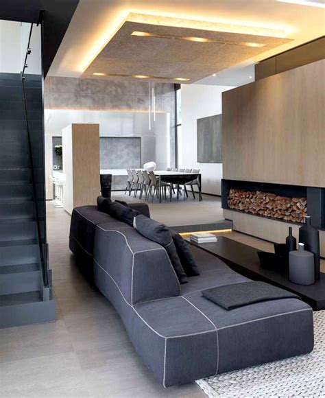 modern home  emanates luxury  functionality interiorzine