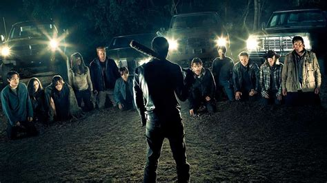 the walking dead bilder we finally who negan killed on the walking dead and