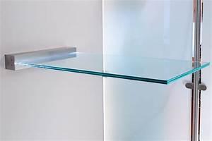 Sprühfarbe Für Glas : glas stehtisch freitragend mit wandklemmleiste glasprofi24 ~ Michelbontemps.com Haus und Dekorationen