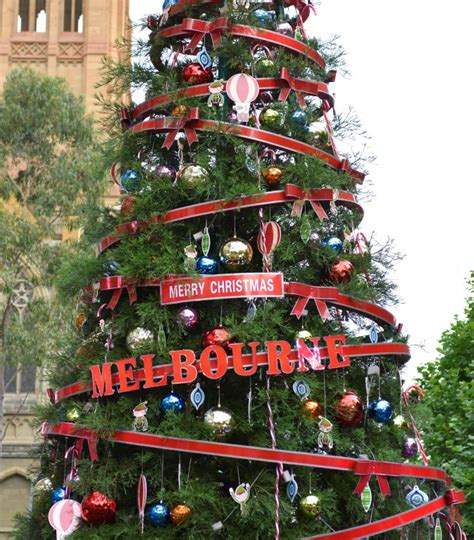 christmas tree decorations melbourne christmas decorating