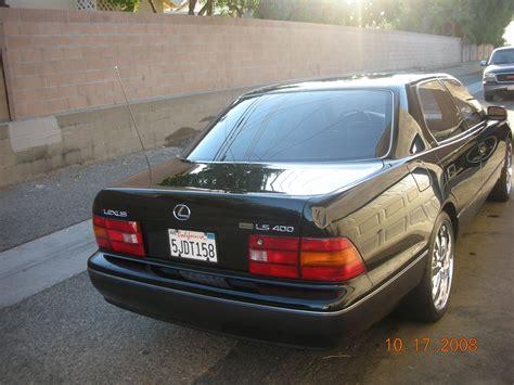 lexus ls400 1997 1997 lexus ls 400 information and photos zombiedrive
