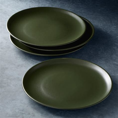 williams sonoma open kitchen matte coupe dinner plate