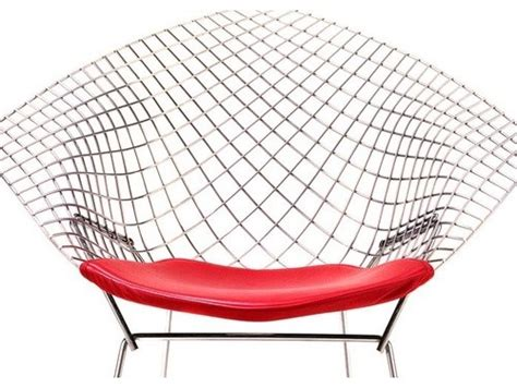 replacement seat cushion for bertoia lounge chair