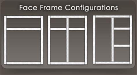face frames walzcraft