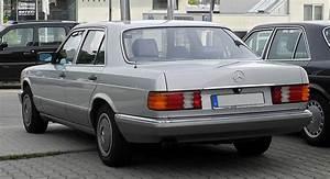 Mercedes 93 : mercedes benz 300 se w 126 facelift heckansicht 12 juni 2011 d ~ Gottalentnigeria.com Avis de Voitures