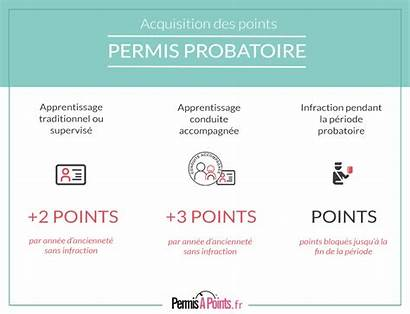 Points Permis Conducteur Point Vitesse Jeune Probatoire