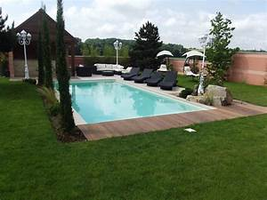 amenagement piscine exterieur With awesome mobilier de piscine design 8 nos realisations de jardin et amenagement dexterieur en
