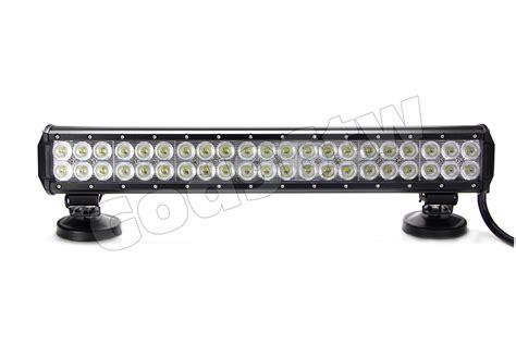 atv off road lights 20 quot 126w cree led light bar off road work 10500lm atv utv