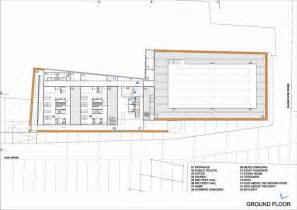 Images Swimming Pool Plan by Aeccafe Municipal Indoor Swimming Pool In Toro Zamora