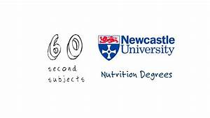 Food And Nutrition Degrees At Newcastle University  60 Second Subject Guide