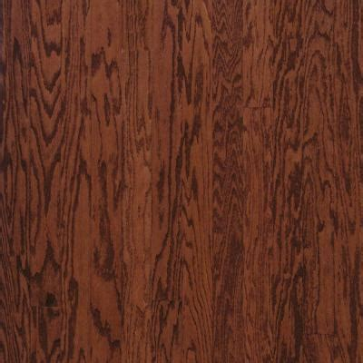 home depot flooring bruce bruce cherry oak click lock engineered hardwood flooring 5 in x 7 in take home sle br
