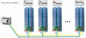 Detail Feedback Questions About 16ch Dc 12v Rs 485 Modbus