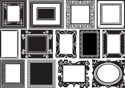 Cornici Bianco E Nero 13 Cornici In Bianco E Nero White And Black Frames